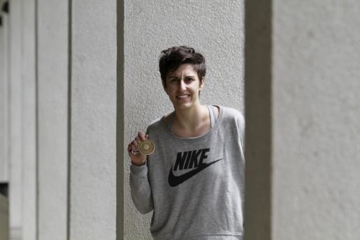 Alba Torrens, en una imagen de archivo.