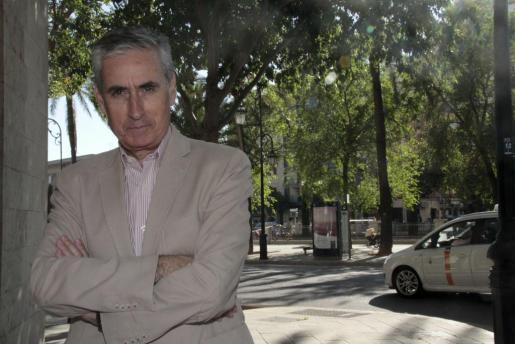 El dirigente socialista Ramón Jáuregui