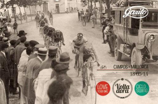 Cartel promocional de la 2ª Sa Voltadora.