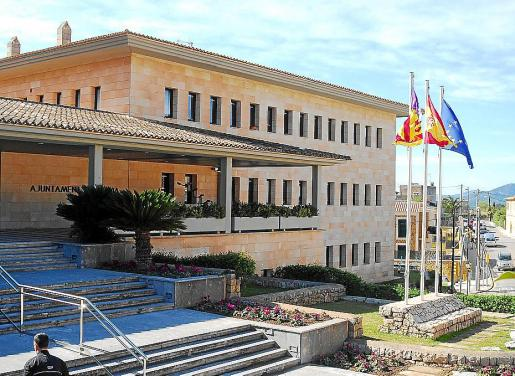 Imagen de la Casa Consistorial del Ajuntament de Calvià.