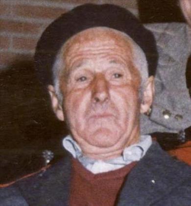 Jesús García Velasco, el abuelo de Majaelrayo.
