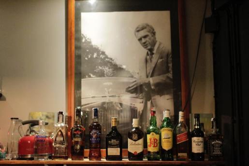El Stromboli ofrece gran variedad de bebidas.