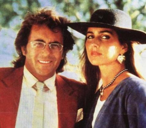 Al Bano y Romina, en una imagen de archivo.
