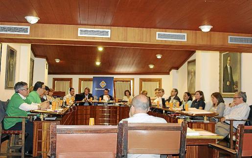 El pleno de ayer, en Inca, aprobó el crédito para ejecutar las obras que se harán en un año.