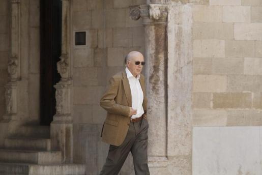 Gabriel Fiol, presidente de la Sala de lo Contencioso-Administrativo del Tribunal Superior de Justicia de Balears.