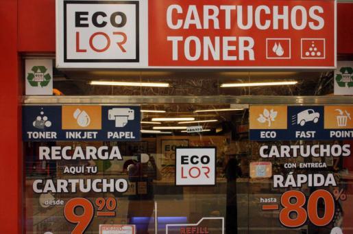 Ecolor, tu tienda de compra y recarga de cartuchos y tóners en Palma.