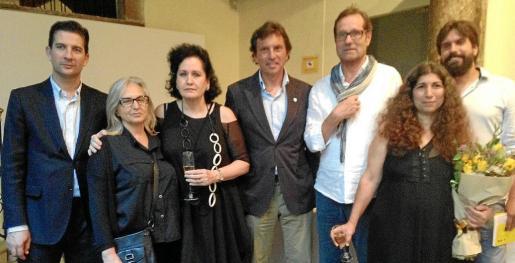 Palma Photo 2014 se inauguró en el Casal Solleric con la presencia de Fernando Gilet, Teresa Matas, Pilar Ribal, Mateo Isern, Michael Horbach, Irit Batsry y Fernando Gómez de la Cuesta.