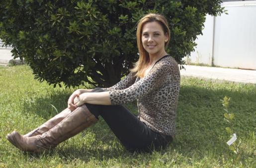 """La participante mallorquina en el concurso """"Cántame cómo pasó"""", Victoria Maldi"""