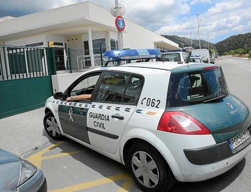 La Guardia Civil detuvo al agresor poco después de que ocurriera la violación.