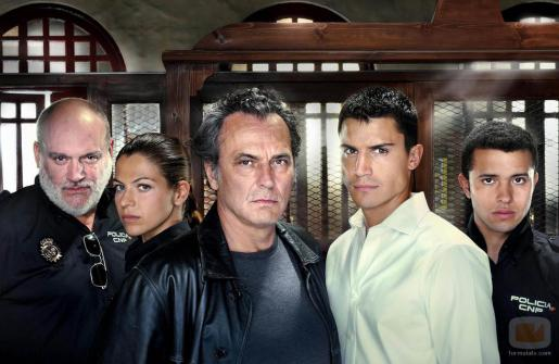 Foto de promoción de la serie 'El príncipe'.