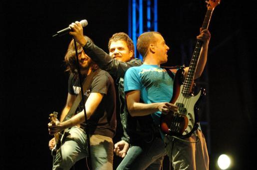 El grupo español El Canto Del Loco, en una imagen de archivo.