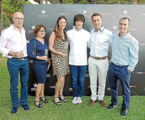 Francisco Oliver, Isabel Caballero, Inés Calle, Jordi Cruz, Vicente Fortea y José García.
