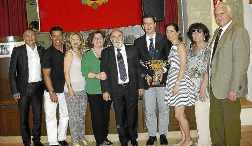 José Carrillo, Javier Olaizola, Teresa Gómez, Catalina Cirer, Paco Llabrés, Fernando Gilet, Rachel Alcántara, Sol Millán y Damià Vich.