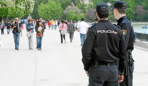 El acusado fue detenido en Málaga después de que la madre de la víctima denunciara los hechos..