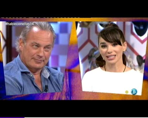 Bertín Osborne y Beatriz Montañez.