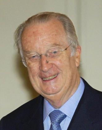 Imagen de archivo tomada el 2 de noviembre de 2010 del rey Alberto II de Bélgica.