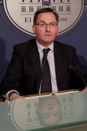 Francesc Fiol, portavoz del PP en el Parlament.