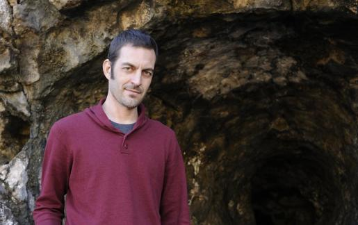 Alfredo Montero, director de 'La cueva'.