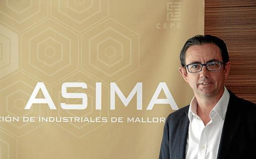 El director de Asima, Alejandro Sáenz, es muy crítico con el PP de Cort.