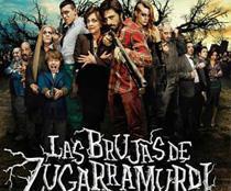 Cartel de la película 'Las brujas de Zugarramurdi'.