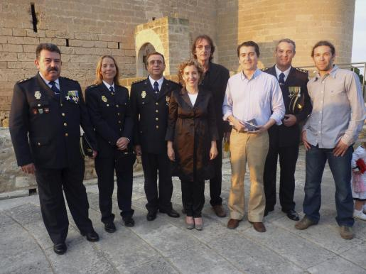 Diego Cazalla, Victoria Lara, Bartolomé Campaner, Aina Calvo, Pep Matas, Javier Jiménez, Jose Luis Santa Fe y Guillem Picó.