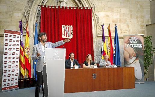 El experto Juan Ramis-Pujol es el responsable de esta investigación en torno al Arxiduc.
