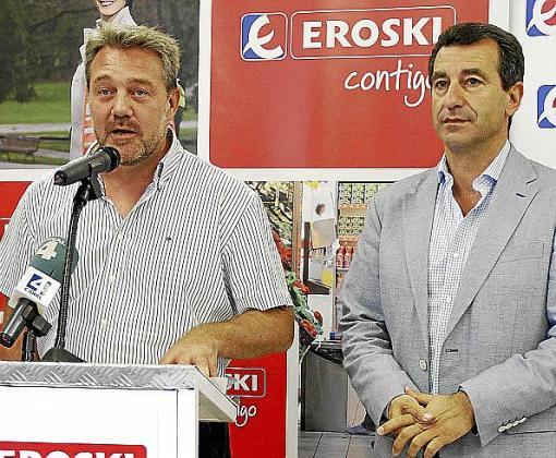 Herráez y Company promocionan el producto local.