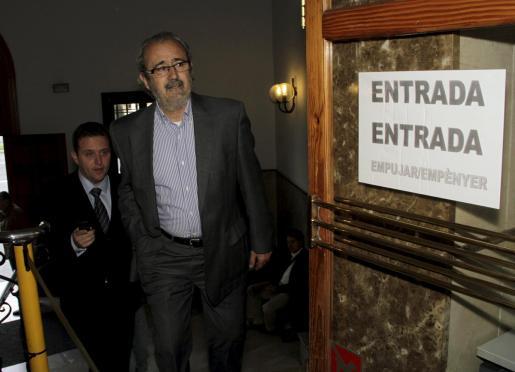 Oscar Collado ha declarado en varias ocasiones.