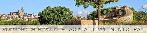 Gracias a internet, el vecino de Montuïri puede conocer, de múltiples maneras y puntos de vista, la actualidad municipal.