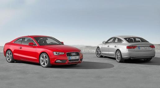 Los Audi A4 y Audi A5 incorporan nuevos motores más eficientes y con menos emisiones contaminantes.