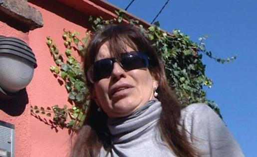 La exnovia de Jordi Pujol Ferrusola, Victoria Álvarez, en una imagen de archivo.