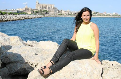 Vicky Pulgarin, la mallorquina ganadora de Masterchef