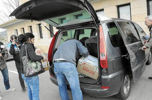 La Guardia Civil registró el Ajuntament de Calvià en octubre del año pasado.