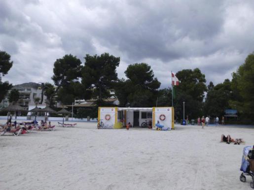 La playa de Alcúdia es el gran atractivo del municipio.