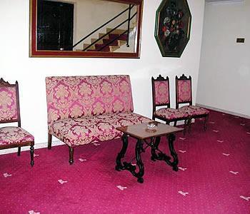Las estancias del hotel respiran historia.