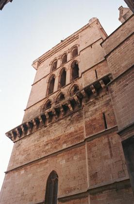 Campanario de La Seu.