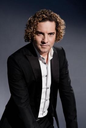 El cantante David Bisbal.