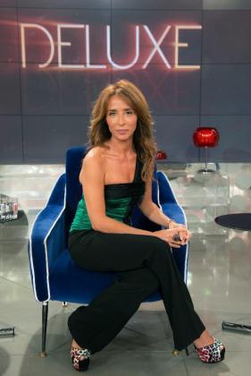 María Patiño preentará el programa 'Sálvame Deluxe'.