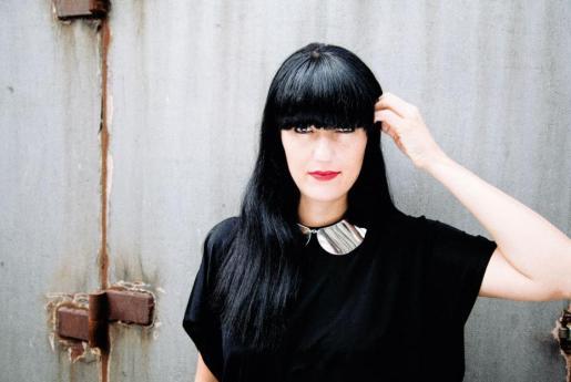 La artista y músico, Julietta.