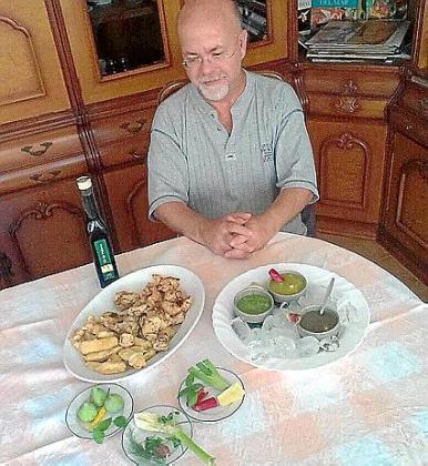 La fritura mixta de pescado y marisco de Jeroni Roselló