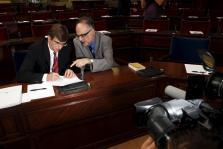 Francesc Antich y Carles Manera
