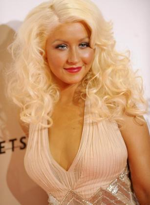 Cristina Aguilera, en una imagen de archivo.