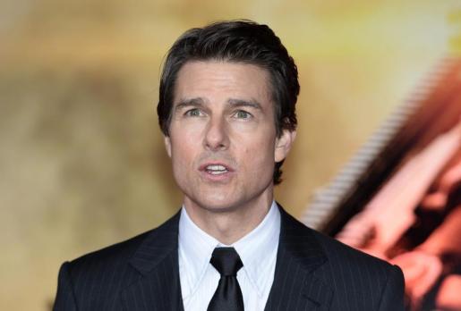El actor estadounidense Tom Cruise.
