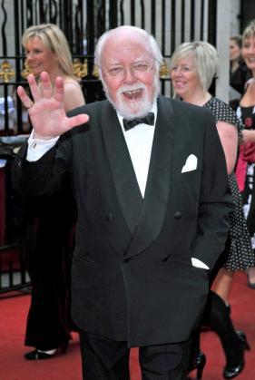Fotografái de archivo del 9 de abril de 2008 en la que aparece el actor y director Sir Richard Attenborough, a su llegada a la 19 edición de los Galaxy British Book Awards.