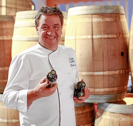 Koldo Royo se declara el propulsor en España del 'food truck', un concepto bien explicado en la película 'Chef'.