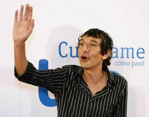 """Fotografía de archivo del 3 de septiembre de 2008 del actor Roberto Cairo durante la Premiere de la décima temporada de la serie de Televisión Española """"Cuéntame""""."""