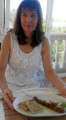 La Ventresca de bonito a la plancha de Margarita Lavado González-Campos.