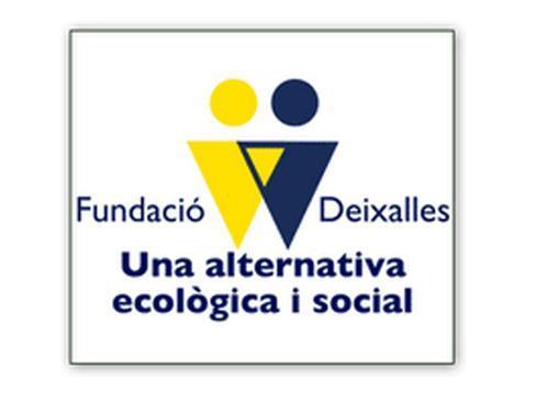 Logo de la Fundació Deixalles.