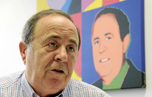 José María Rodríguez ya ha puesto en marcha toda la maquinaria electoral del PP de Palma para revalidar la mayoría en el Ajuntament.