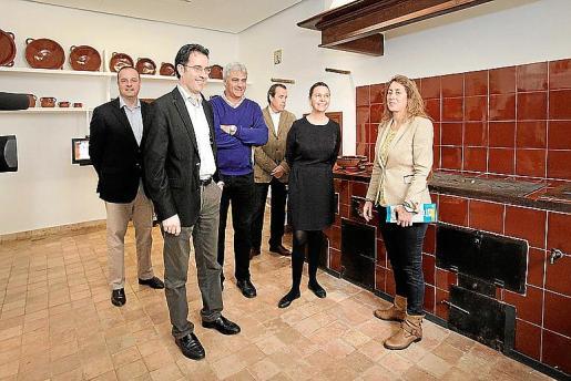 El pasado mes de marzo, la presidenta del Consell, Maria Salom, inauguró Raixa.